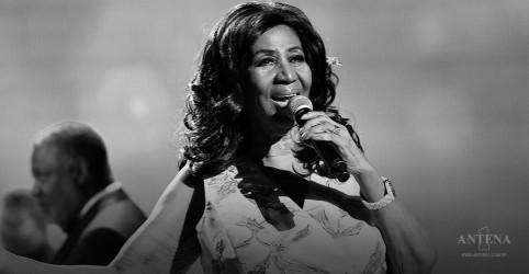 Canções de Aretha Franklin no Top 10 em ranking dos EUA