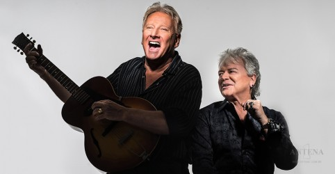 Assista ao show do Air Supply com a Antena 1