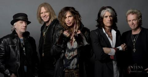 Aerosmith pode comemorar 50 anos com turnê