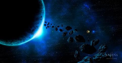 Placeholder - loading - Imagem da notícia Asteroide passara próximo à Terra na sexta-feira