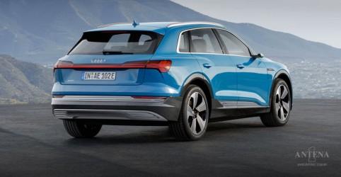 Primeiro veículo 100% elétrico da Audi é apresentado