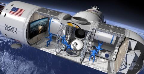 Placeholder - loading - Imagem da notícia Conheça a nave Aurora