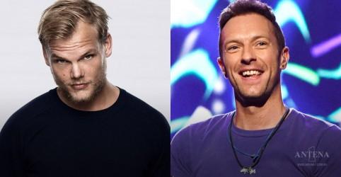 Placeholder - loading - Imagem da notícia Chris Martin faz parceria com Avicii em disco do DJ