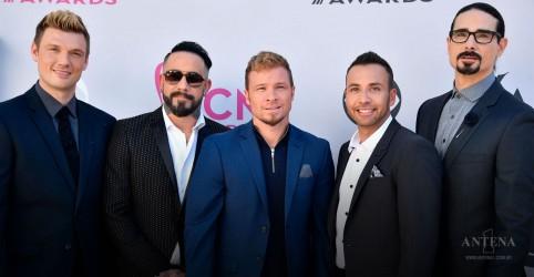 Backstreet Boys ganha novo membro temporariamente