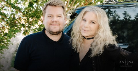 Placeholder - loading - Barbra Streisand canta hits em Carpool Karaoke