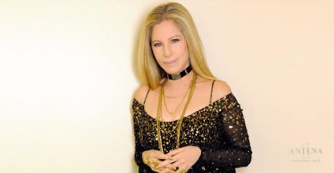 Barbra Streisand é a Artista da Semana