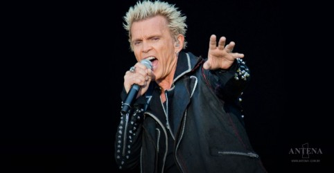 Placeholder - loading - Billy Idol é processado por motivo inusitado