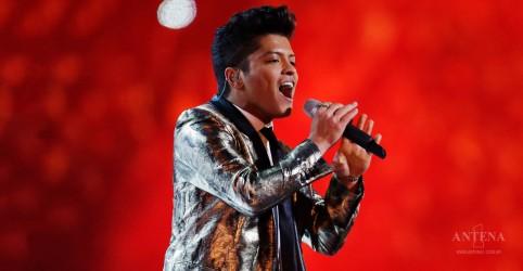 Bruno Mars é um dos principais indicados ao Grammy 2018