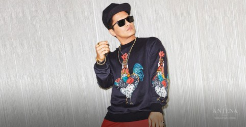 Placeholder - loading - Imagem da notícia Bruno Mars é acusado de apropriação cultural