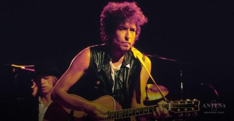 Placeholder - loading - Imagem da notícia Álbum de Bob Dylan nos cinemas