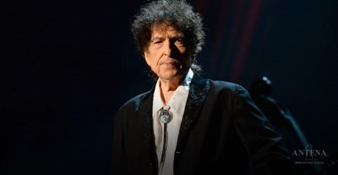 Bob Dylan lança disco com faixas raras
