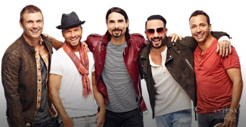 "Ouça ""Breathe"", nova faixa dos Backstreet Boys"