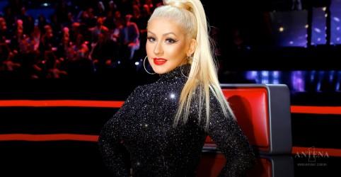 Confira homenagem de Christina Aguilera para Aretha Franklin