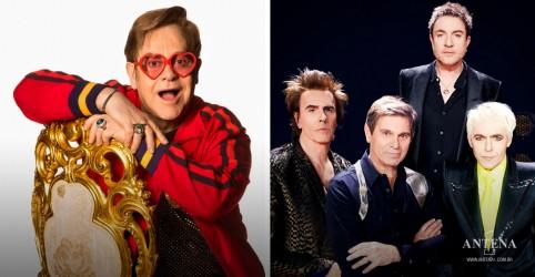 Placeholder - loading - Imagem da notícia Elton John e Duran Duran disputam 1º lugar no Reino Unido