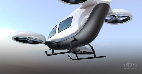 Placeholder - loading - Imagem da notícia Japão visa desenvolver carros voadores