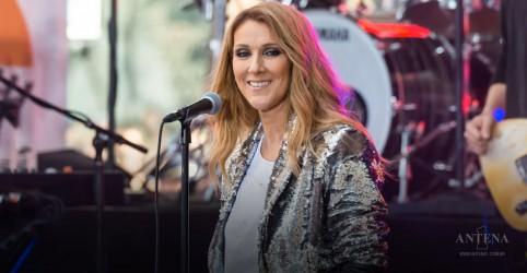 Placeholder - loading - Imagem da notícia Céline Dion fará tributo à Aretha Franklin