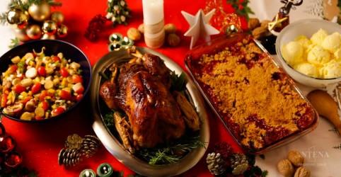 Aprenda como não ganhar peso durante as festas de fim de ano