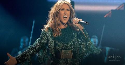Celine Dion não fará mais shows em Las Vegas