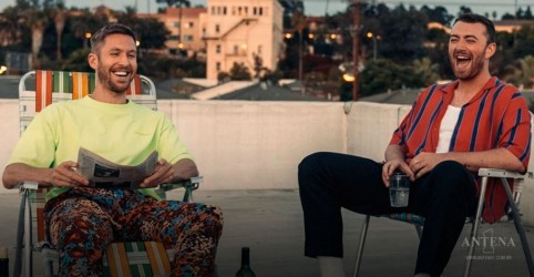 "Assista ao clipe de ""Promises"", de Calvin Harris e Sam Smith"