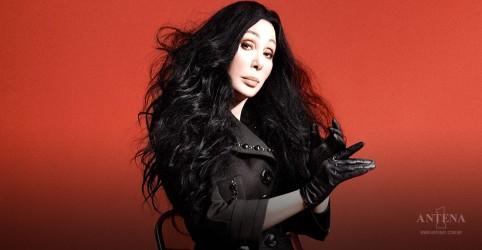 """Ouça """"SOS"""" na voz de Cher"""