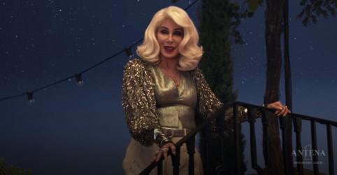 """Placeholder - loading - Imagem da notícia Cher em novo vídeo de """"Mamma Mia 2"""""""
