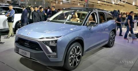 Placeholder - loading - Imagem da notícia Conheça a empresa de veículos elétricos chinesa, NIO