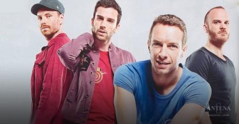 Coldplay pretende gravar novo disco no próximo ano
