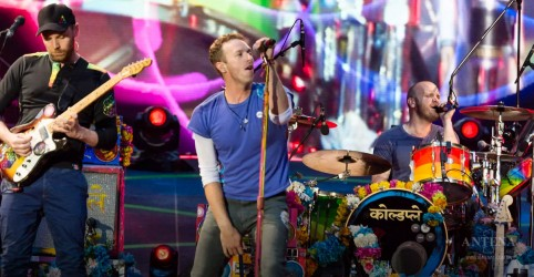 Placeholder - loading - Coldplay revela preparativos de show no Brasil