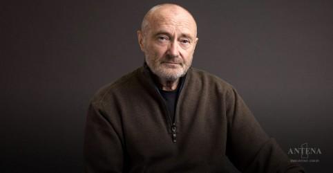 Placeholder - loading - Imagem da notícia Phil Collins lançará box com hits da carreira