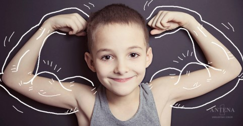 Placeholder - loading - Imagem da notícia Nova pesquisa aponta que ter mais músculos quando criança pode impactar