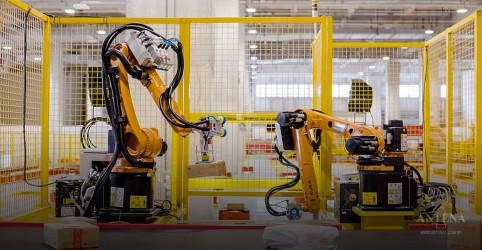 Placeholder - loading - Imagem da notícia Robôs são maioria em depósitos