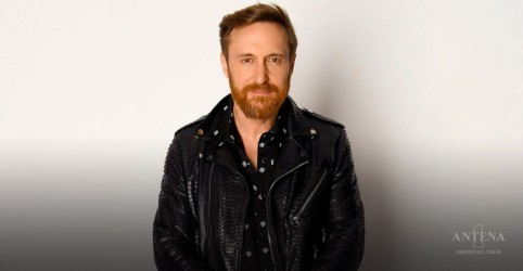 """Don't Leave Me Alone"" é o novo single de David Guetta"