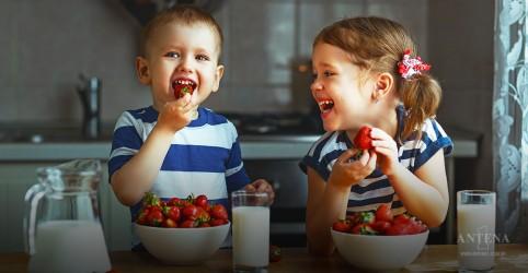 Placeholder - loading - Imagem da notícia Como ajudar as crianças a comerem bem