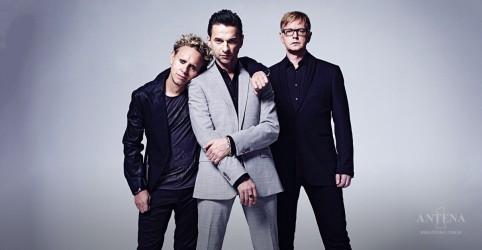 Confira Depeche Mode ao vivo com a Antena 1