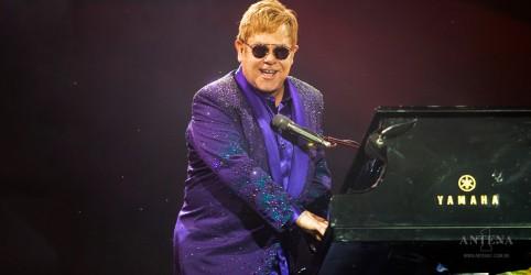 Musical terá carreira de Elton John como tema