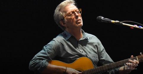 Eric Clapton fala sobre surdez