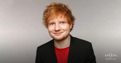 Placeholder - loading - Imagem da notícia Ed Sheeran lançará novo álbum em 2022