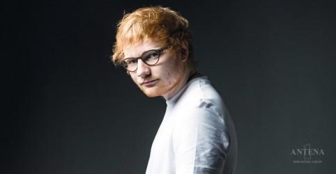 Placeholder - loading - Imagem da notícia Ed Sheeran é o artista que mais vendeu em 2017