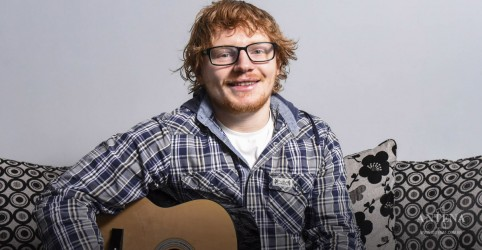 Placeholder - loading - Imagem da notícia Quem está na foto não é Ed Sheeran; entenda