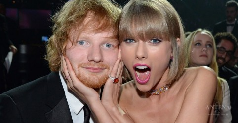 Assista bastidores de clipe de Taylor Swift