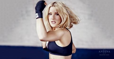 Placeholder - loading - Imagem da notícia Ellie Goulding revela que novo disco está pronto