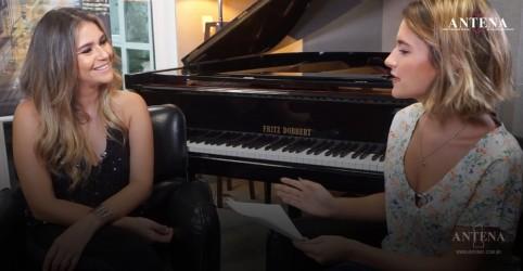 A Antena 1 te presenteia com uma canção sobre a sua história de amor