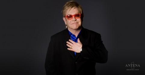 Elton John é o Artista da Semana