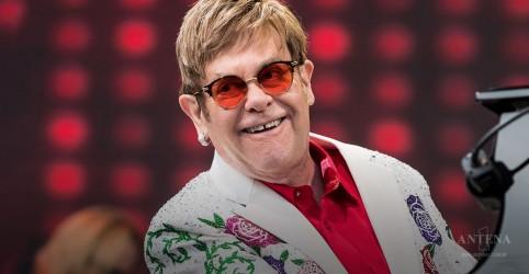 """Ouça """"Never Too Late"""", inédita de Elton John para """"O Rei Leão"""""""