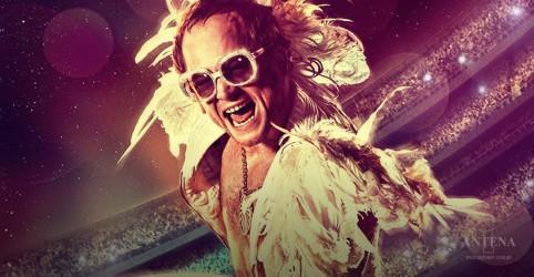 Assista ao trailer emocionante do filme do Elton John