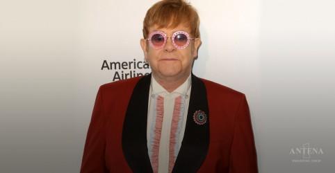 Elton John pode cantar no casamento real