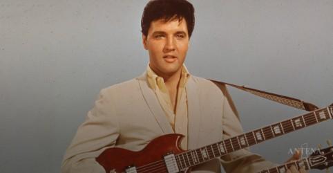 Item de Elvis é leiloado por 1,8 milhões de dólares