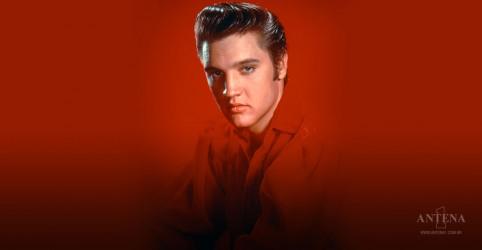 Lisa Presley grava dueto póstumo com o pai, o Rei do Rock