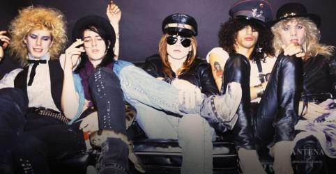 Exposição de Guns N'Roses chega à São Paulo