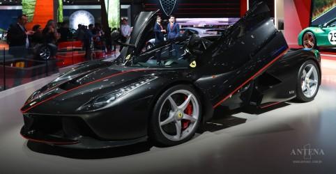 Ferrari vai vender ao público modelo semelhante aos da Fórmula 1